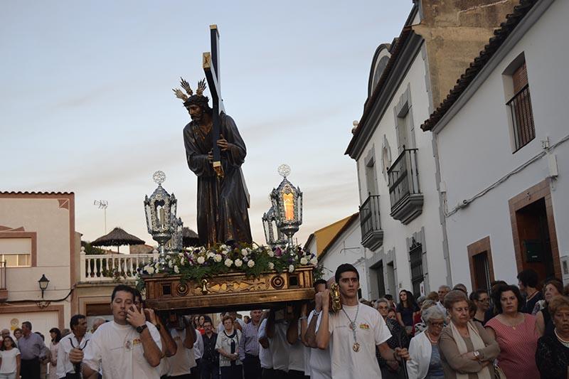 Ferias y Fiestas del Cristo - La Garrovilla