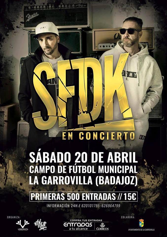 SFDK - Concierto en La Garrovilla