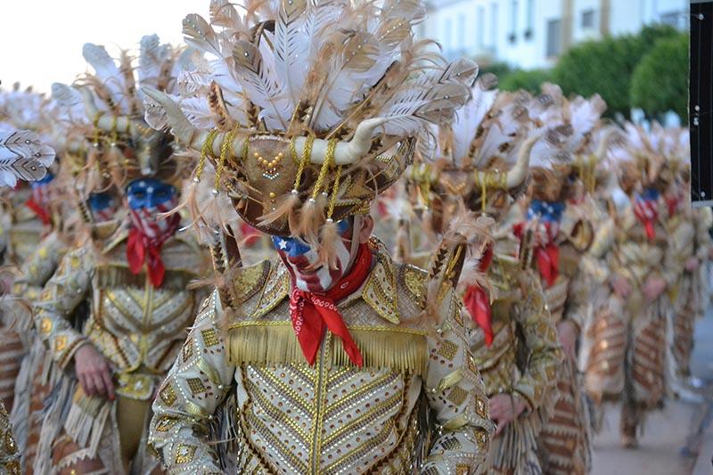 Muestra de Arte de Carnaval - La Garrovilla
