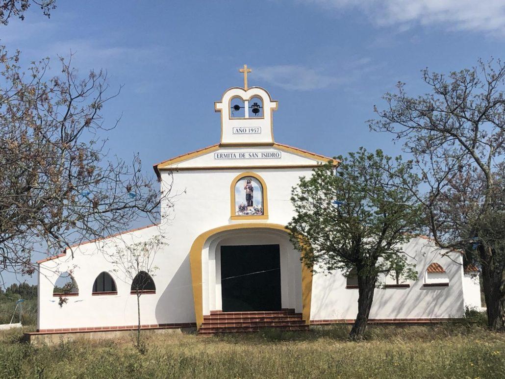 Ermita de San isidro Labrador